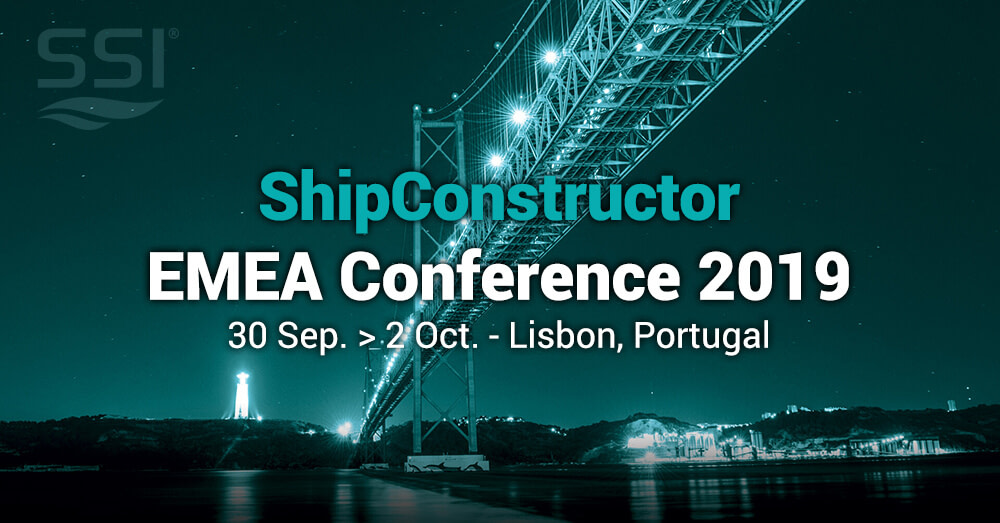 ShipConstructor EMEA Conference 2019