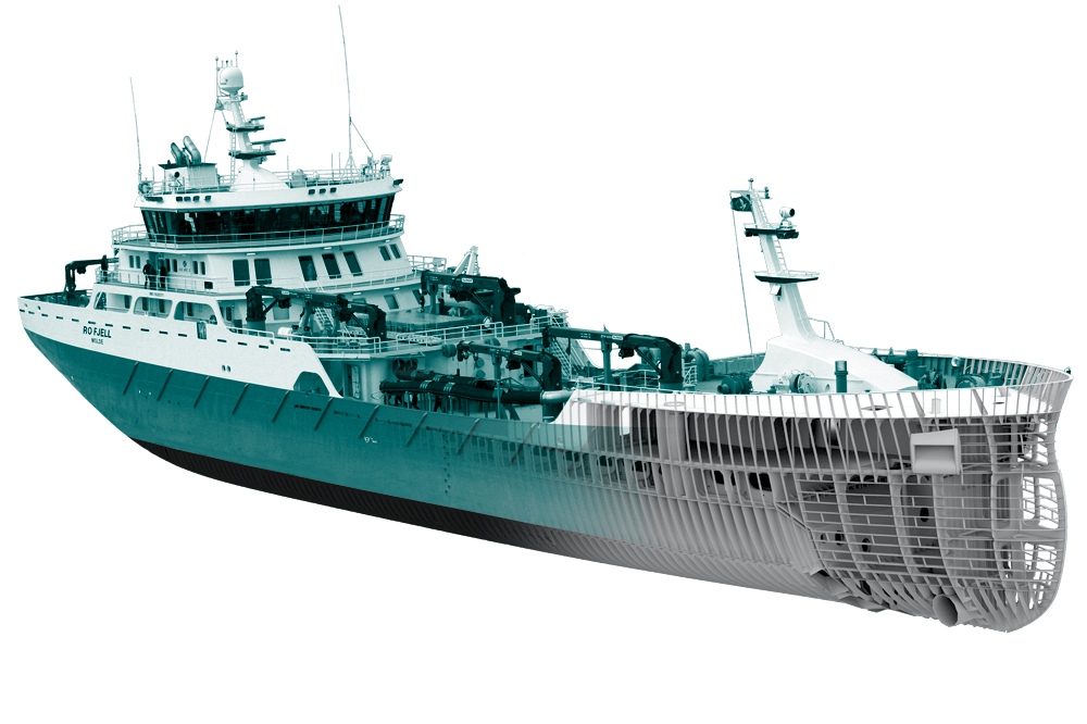 WellBoat - 84m - Aas Mek